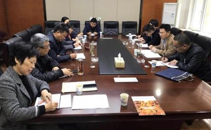河南省中心到濮阳市进行监测工作督导调研